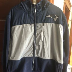 Nike New England Patriots Fleece Hoodie